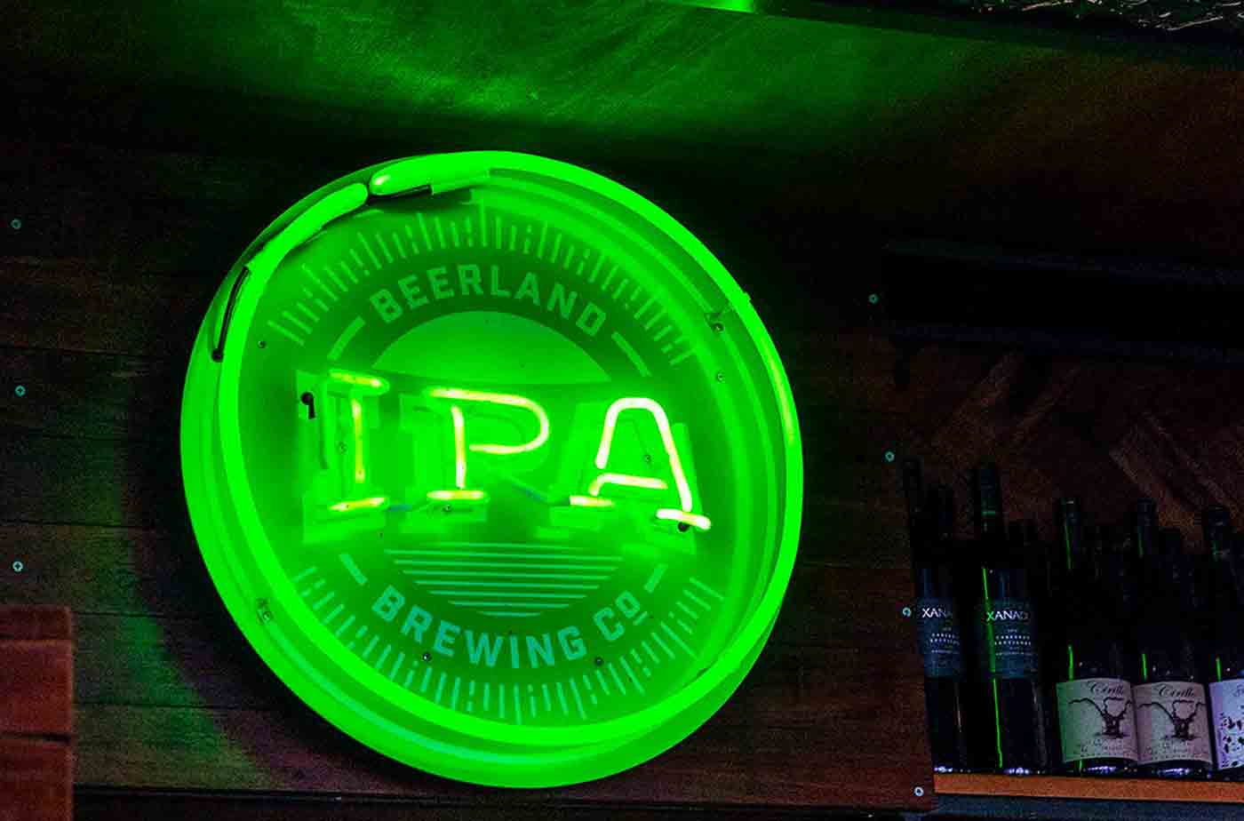 Northbridge Brewing Company Beerland IPA