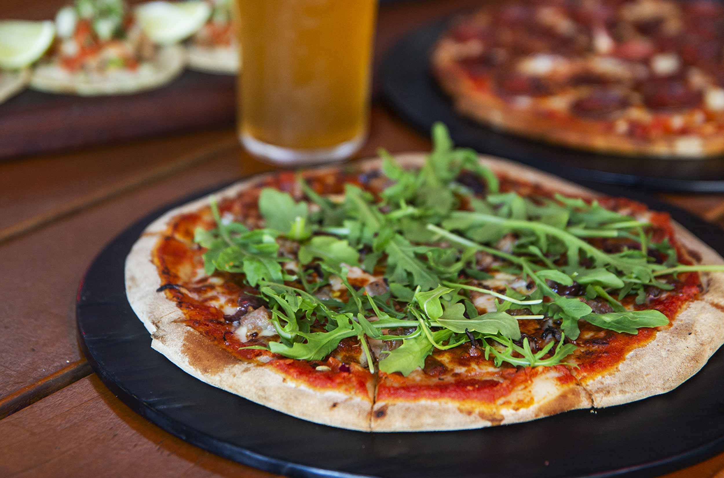 Northbridge Brewing Company Pizza